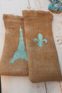 Burlap Wine Bag The Mamanista