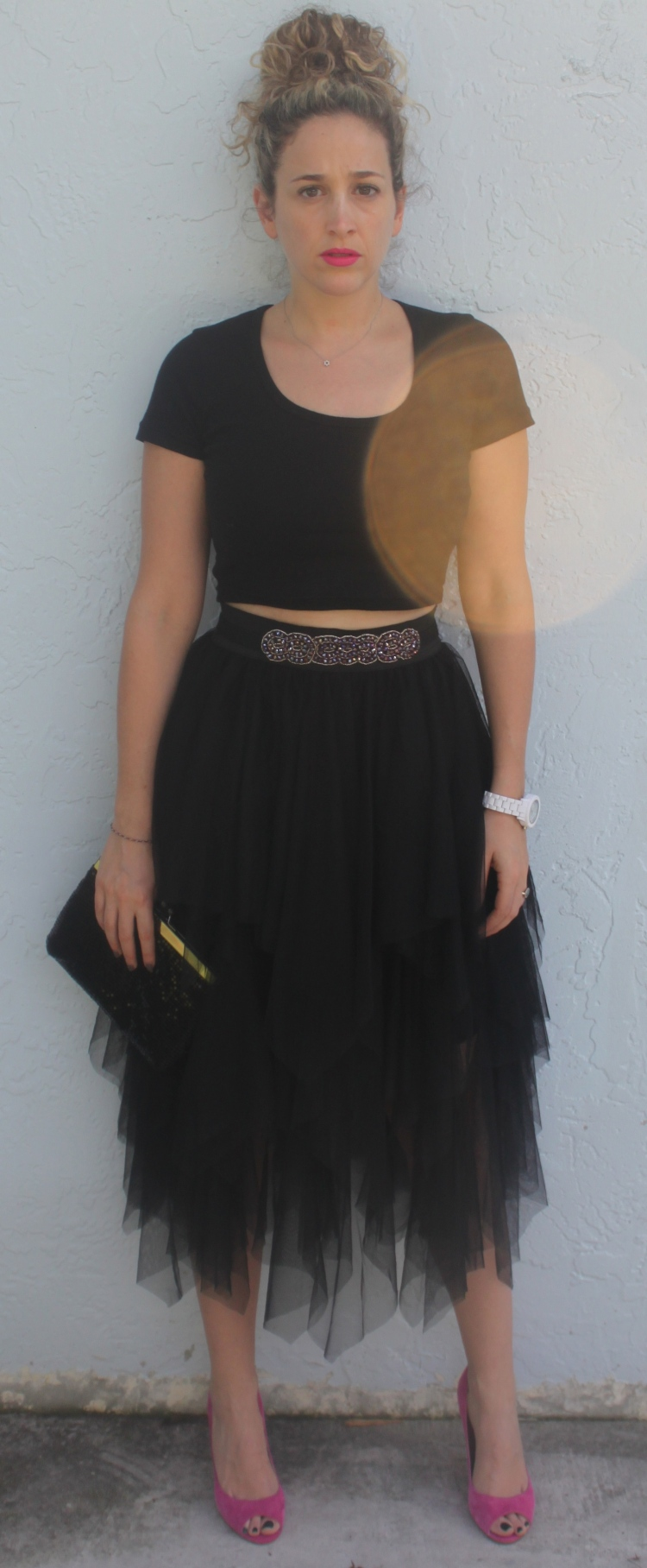 164eaa1b5ecce Tulle Skirt and Crop Top – The Mamanista