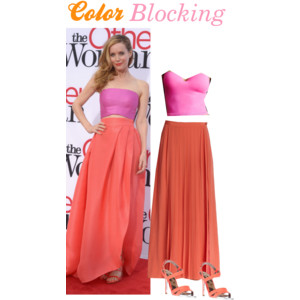 0f1d677c63ed1 CELEBRITY INSPIRED LOOKS Color Blocking – The Mamanista